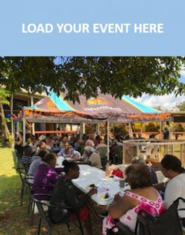 Load your event here